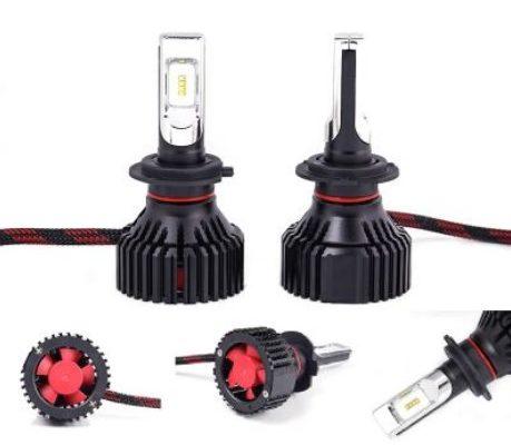 LED lampade H7