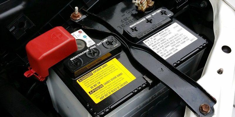Qual è il ruolo di una batteria per auto